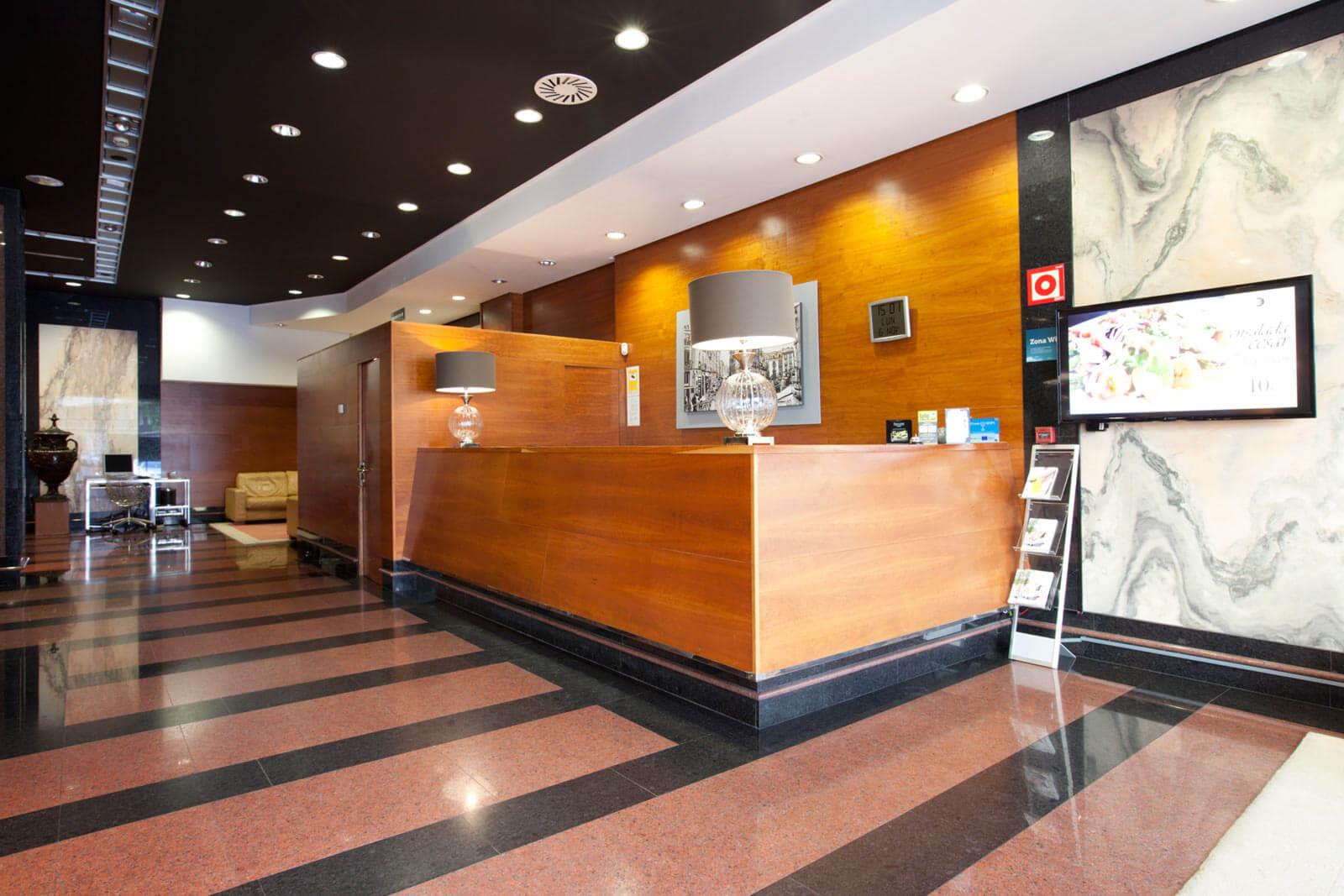 Galería | Hotel Felipe IV. Valladolid. Web Oficial