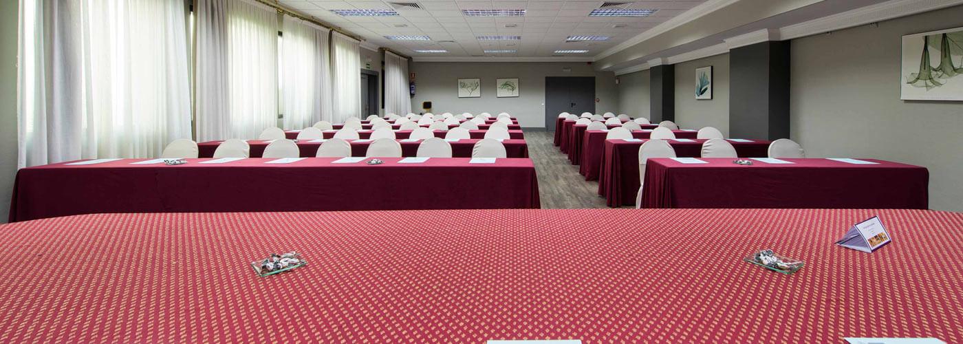 Event rooms | Hotel Felipe IV, Valladolid - Official Website