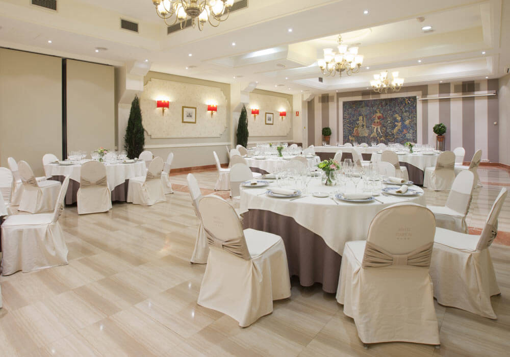 Services | Hotel Felipe IV. Valladolid. Official Website